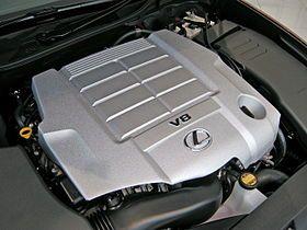 Lexus motor