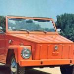 Volkswagen 181 1968. – 1983. – Istorija automobila