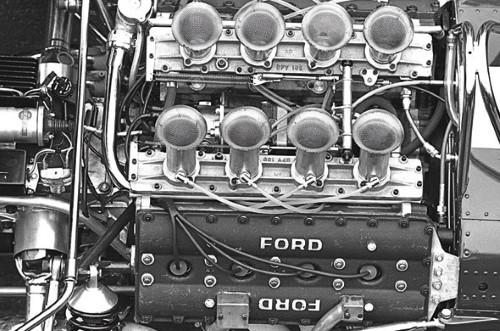 Cosworth DFV motor