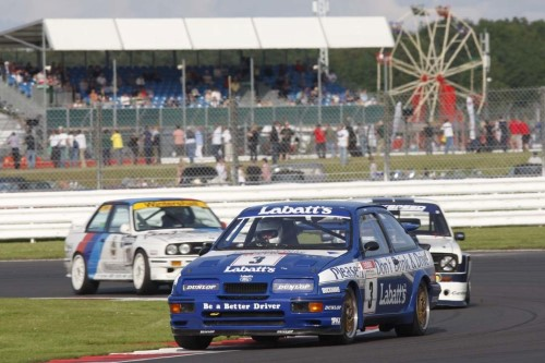 Tim Harvey i Cosworth Sierra RS500