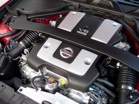 Nissan VQ motor