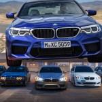 BMW M5 – Istorija modela