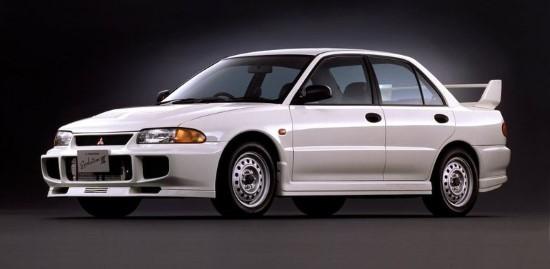 Mitsubishi Lancer Evolution III (CE9A)