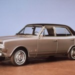 Opel Commodore 1967. – 1982. – Istorija modela