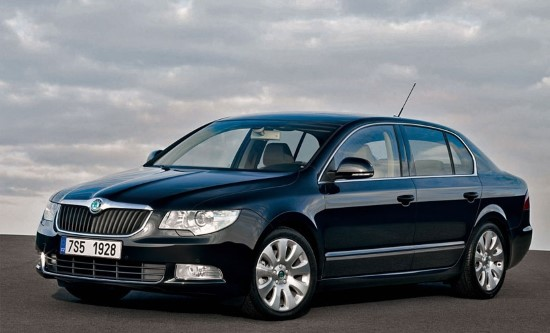 Škoda Superb 2. gen.