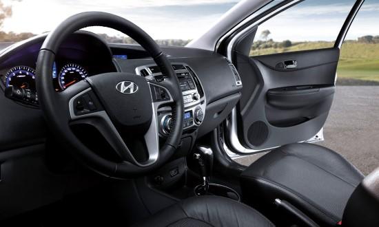 Hyundai i20 1. gen.