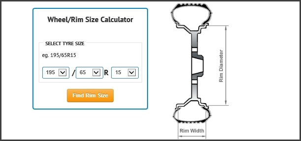 kalkulator felna