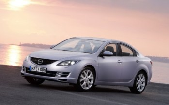 Mazda 6 2.gen.