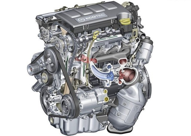Ecotec motor