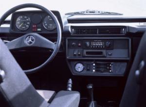 Mercedes G klasa