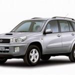 Toyota RAV4 2.gen. servis – Zamena filtera, pločica… – Video