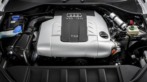 Audi A6 C7 motor