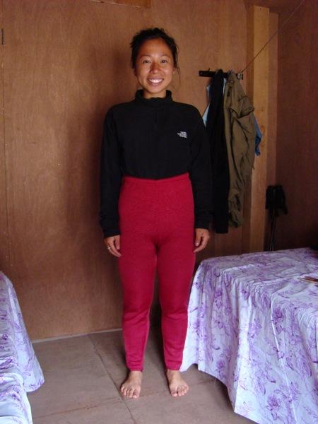 Tibetan leggings