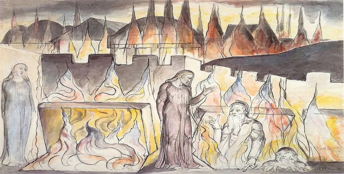 primo canto inferno Dante