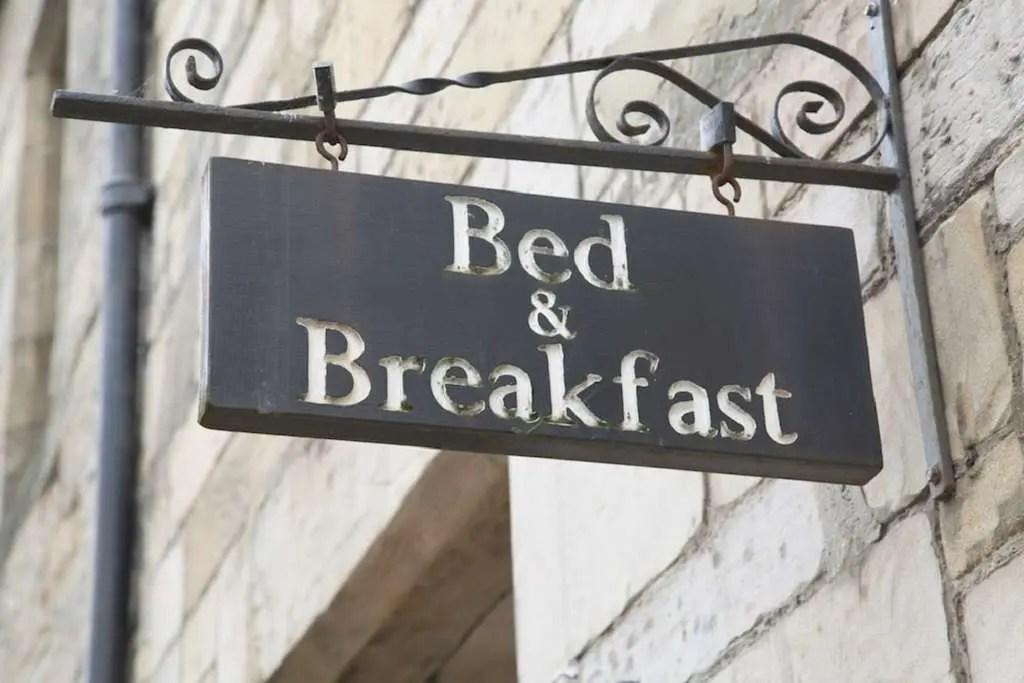 Bedbreakfast