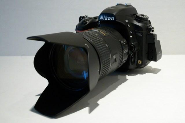 Nikon D750 with Nikkor 28-300mm Lens