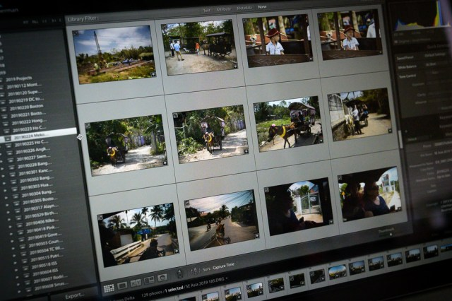 Southeast Asia Photos in Adobe Photoshop Lightroom Classic