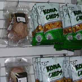 Furikake seasoned chips