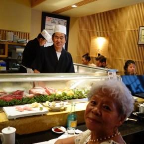 Premier sushi in Pacific Beach