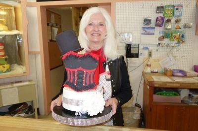 Teresa's latest fun designed cake