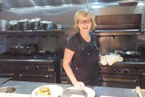 Rusty Spoon Chef/Owner Kathleen Blake