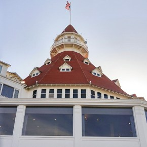 Hotel Del Coronado is so majestic