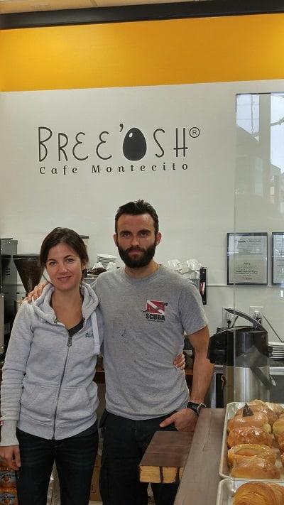 Bree'osh Cafe