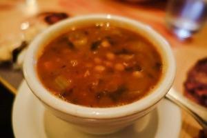 Venetian lentil soup