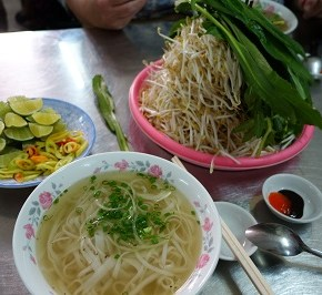 Pho, Coffee and Frog Legs in Ho Chi Minh City
