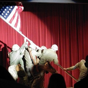 Iwo Jima Commemorative Event, Camp Pendleton, Ca
