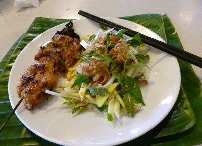 Learning Vietnamese Cooking