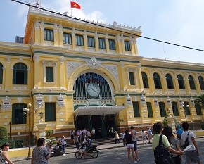 Historic Saigon Post Office