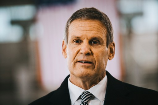 Portrait of Tennessee Governor Bill Lee