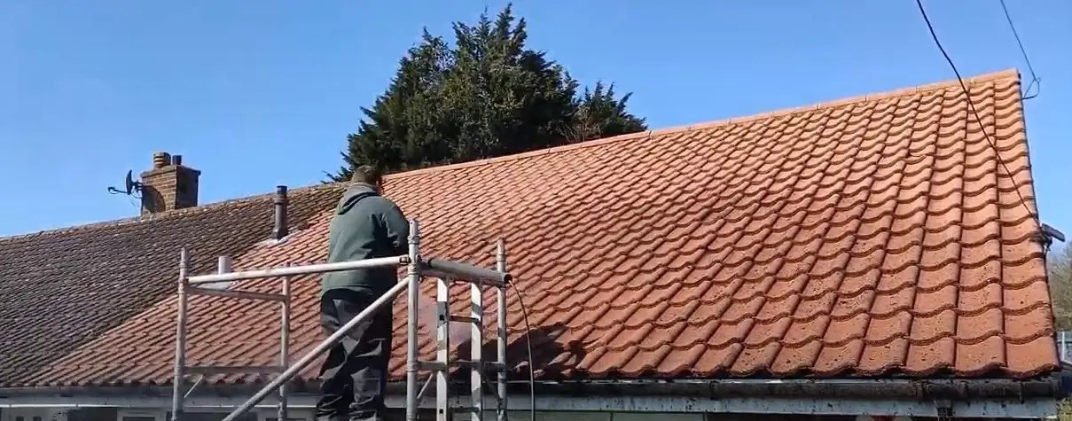 local gutter cleaner
