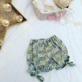 bloomer, short, culotte bouffante 12 mois tissu japonais 100% coton taille 12 mois