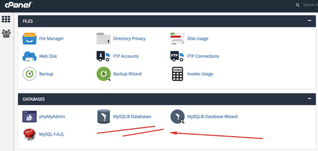 Bancos de dados MySQL