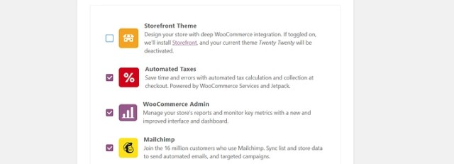 How to set up a WooCommerce store recommended extensions
