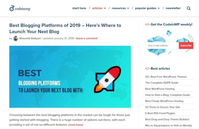 Apa itu Blog? Dan Website