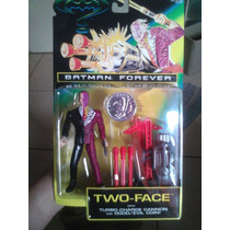 Two Face O Dos Caras De Batman Forever