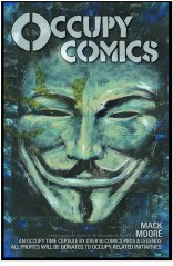 Cover OCCUPY COMICS Trade