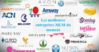 classement des meilleures entreprises mlm