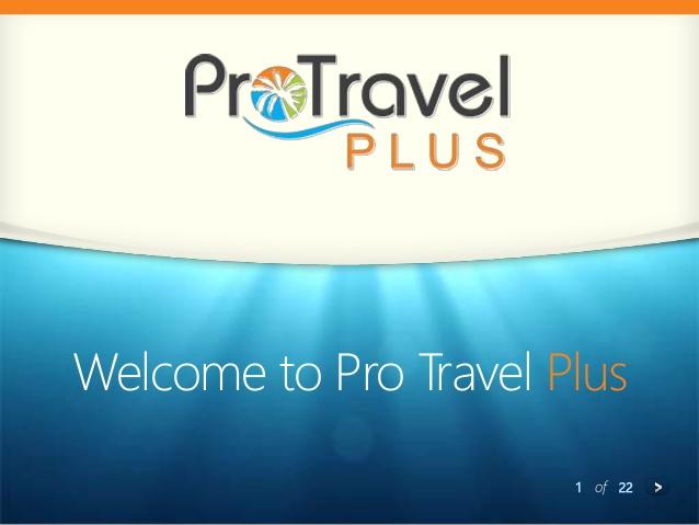 pro travel plus