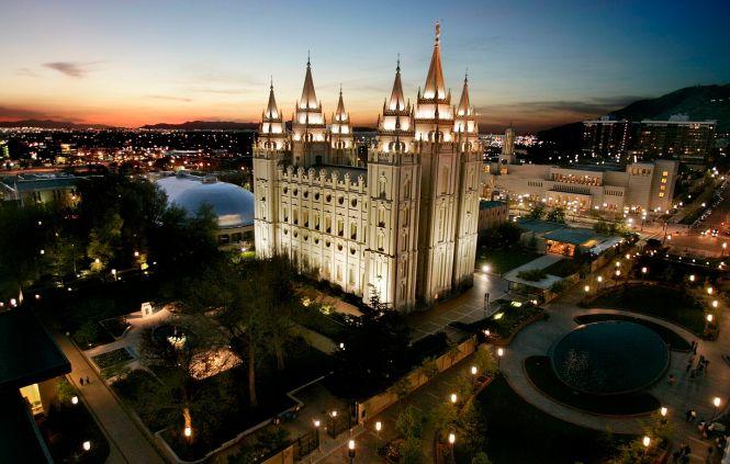 eglise mormone