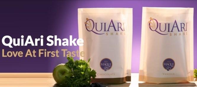 quiari shake