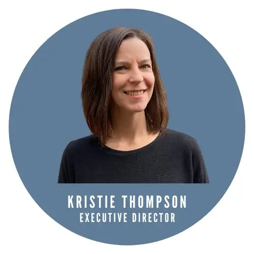 Photo of Kristie Thompson. Executive Director of King County Law Library