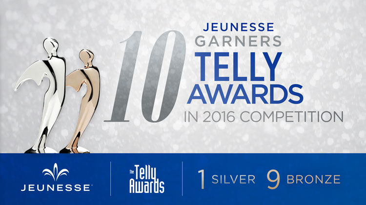Jeunesse Telly Awards