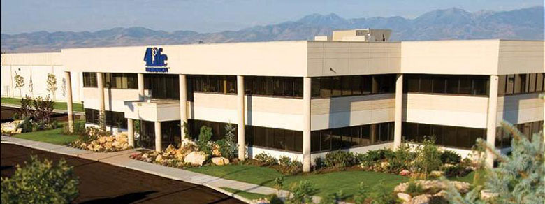 4Life World Headquarters in Sandy, Utah - USA
