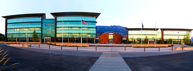 doTerra Headquarters in Pleasant Grove, Utah - USA