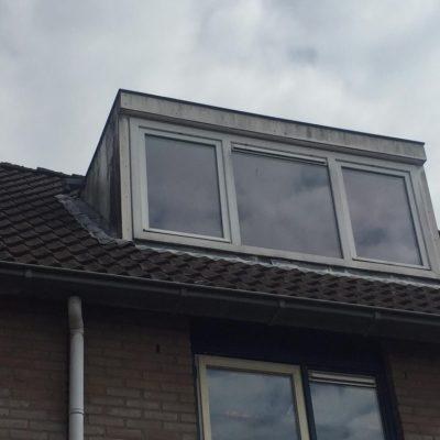 Reiniging van dakkapellen
