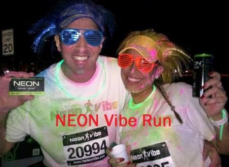 neon energy drink vibe